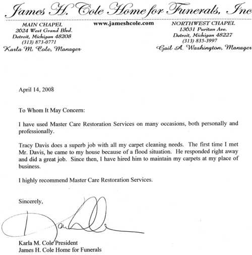 James Cole Funeral Home